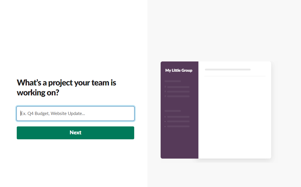 What is your Slack community about