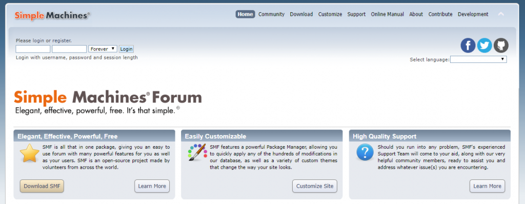 Is Simple Machines the best forum software